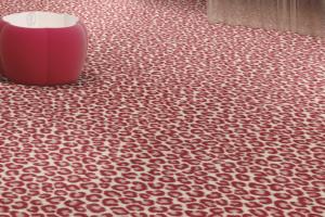 Novelty Commercial Carpet / Animal Pattern Carpet / 1874