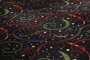 Novelty Commercial Carpet / Novelty Carpet / 1886