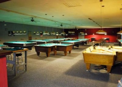 Que Billiards Brockport, NY