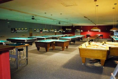 Que Billiards Brockport, NY